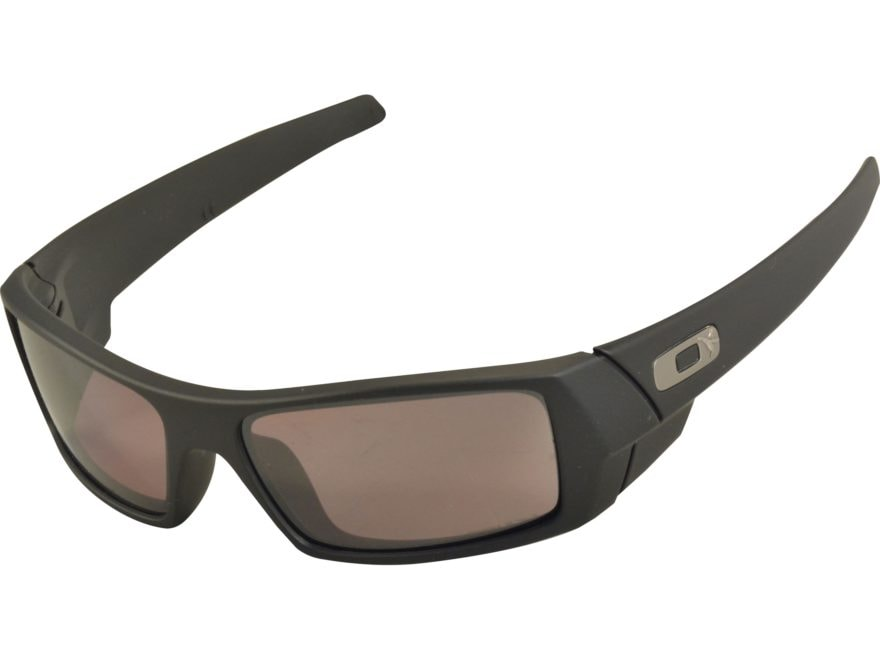 Oakley SI Gascan Banded Polarized Sunglasses Satin Black Frame/Prizm Daily Lens