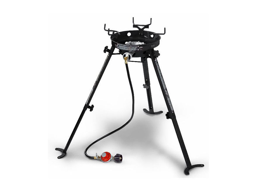 Eastman Outdoors Portable Kahuna 1-Burner Camp Stove