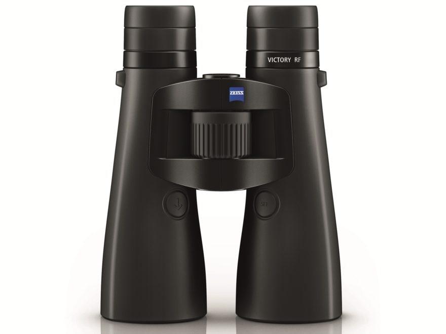 Zeiss Victory RF Laser Rangefinding Binocular 54mm Roof Prism Armored Black