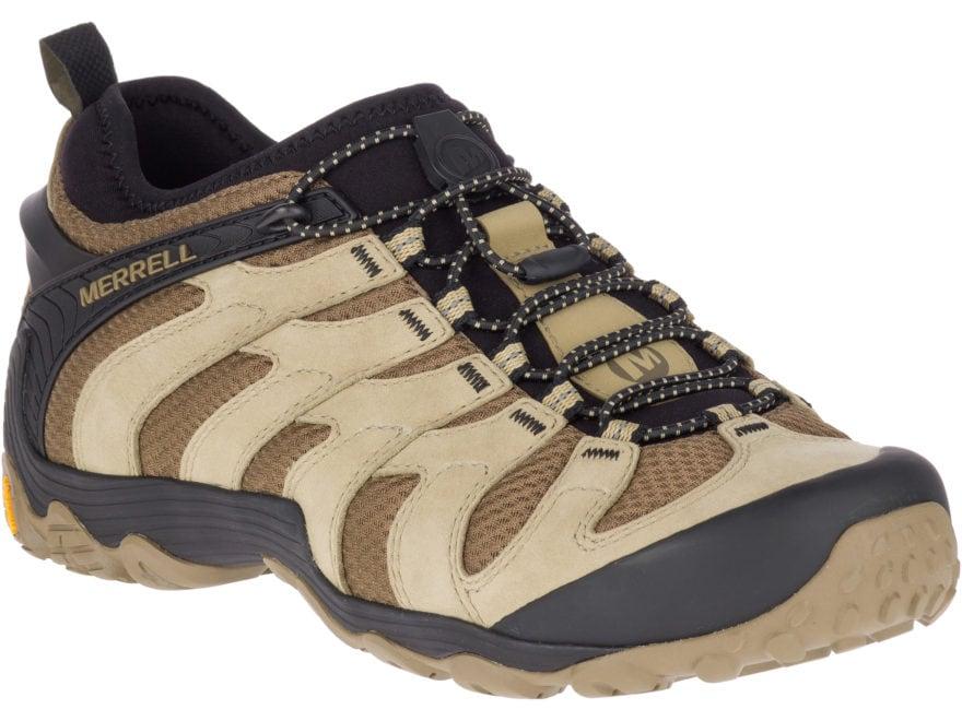 27bb2598115ab Merrell Chameleon 7 Stretch 4 Hiking Shoes Leather/Nylon Kelp Men's 8