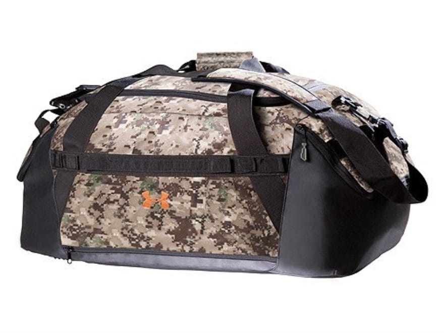 under armour camouflage duffle bag