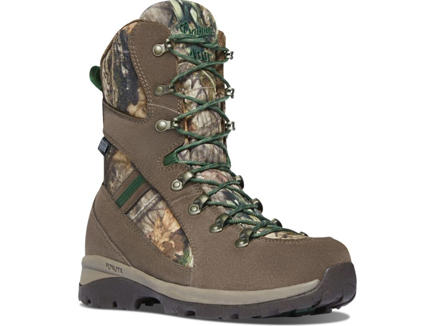 "Danner Wayfinder 8"" Insulated Hunting Boots Leather/Nylon Women's"