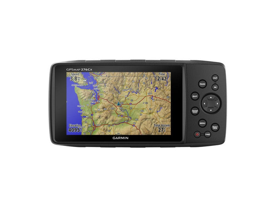 Garmin GPSMAP 276Cx Handlheld GPS Unit