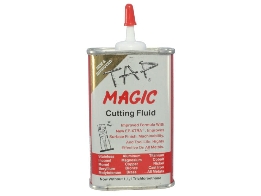 Tap Magic Cutting Fluid with EP-Extra 4 oz