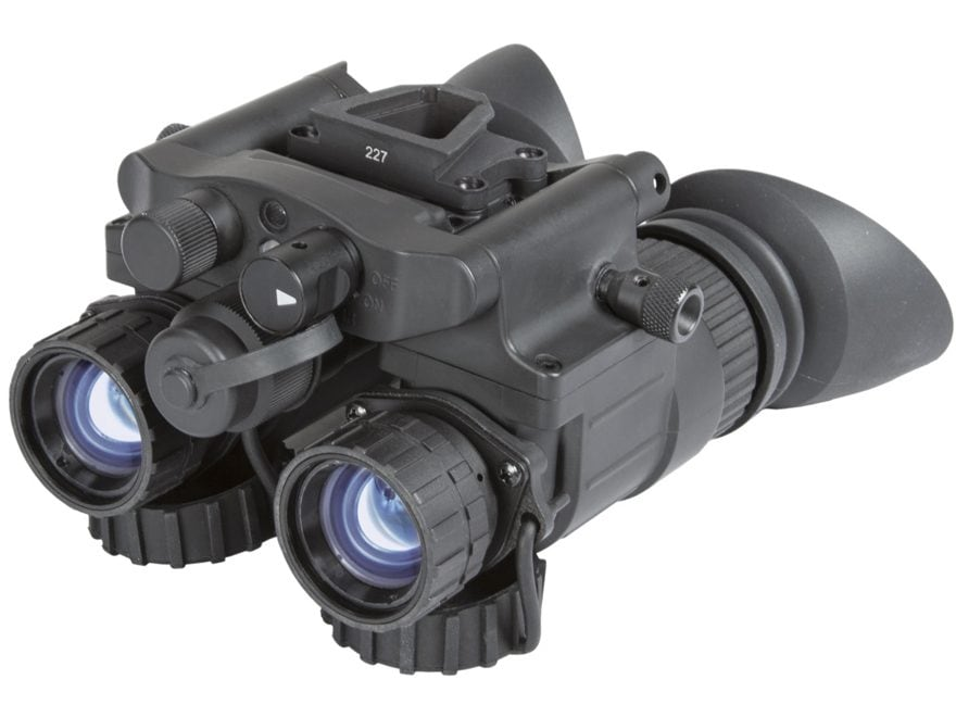 Armasight BNVD-40 ID Gen 2+ Dual Tube Night Vision Goggle 1x Matte