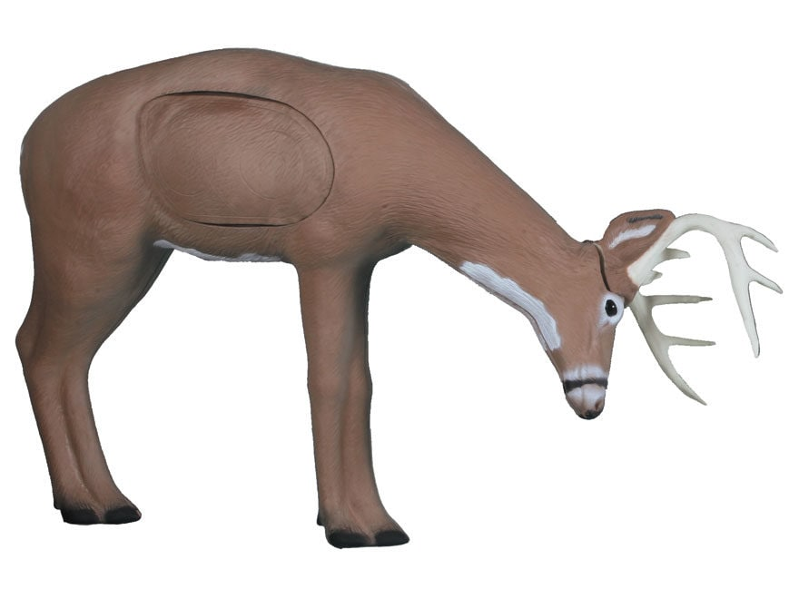 Rinehart Fighting Buck Deer 3D Foam Archery Target