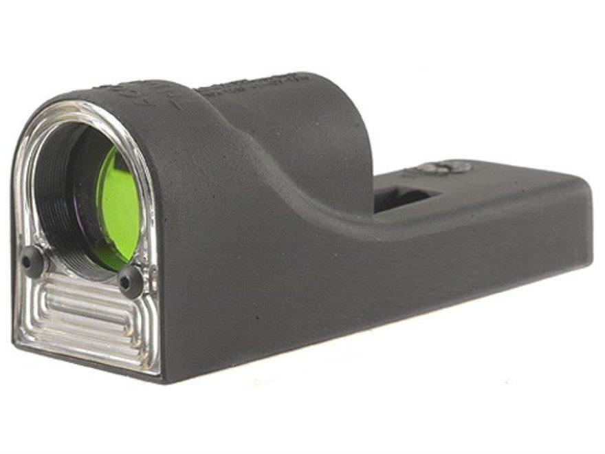 Trijicon RX06 Reflex Sight 1x 24mm 12.9 MOA Dual-Illuminated Amber Triangle Matte witho...