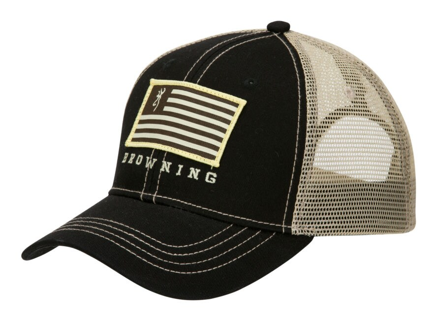 Browning Men's Patriot Cap Polyester