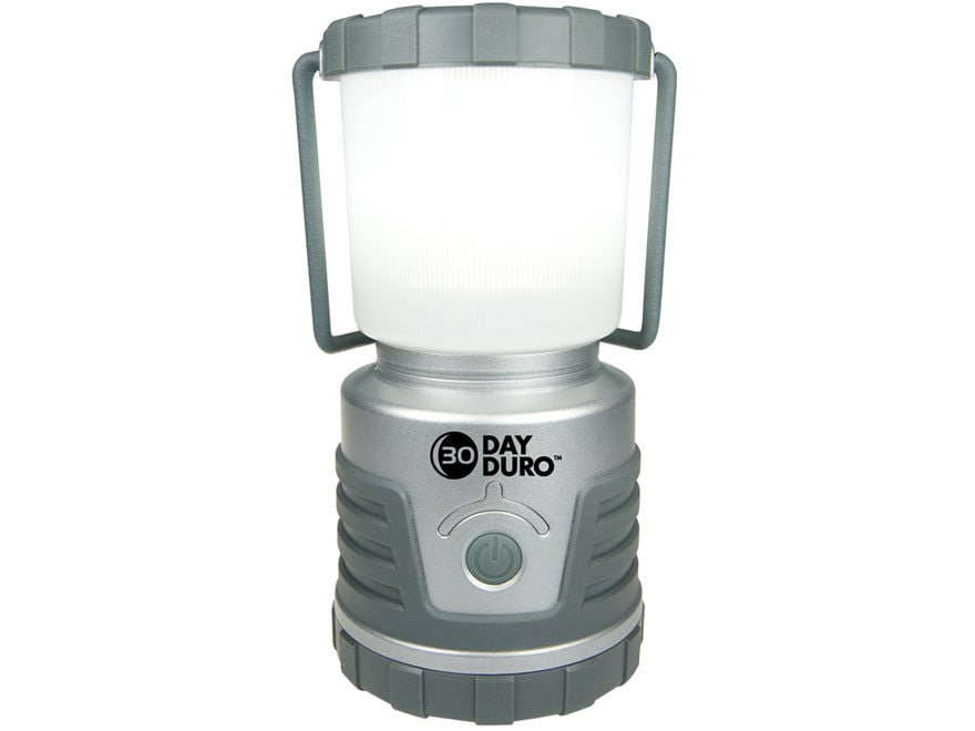 UST 30-Day Duro LED Lantern Requires 3 D Batteries ABS Plastic