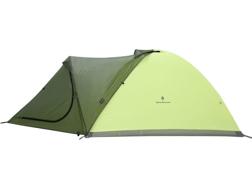 Black Diamond Equipment Firstlight Tent Vestibule SilPoly Fabric Wasabi