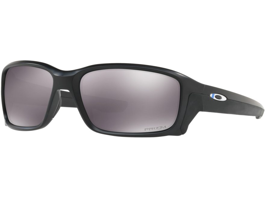 Oakley SI Straightlink Thin Blue Line Sunglasses Black Frame/Prizm Gray Lens