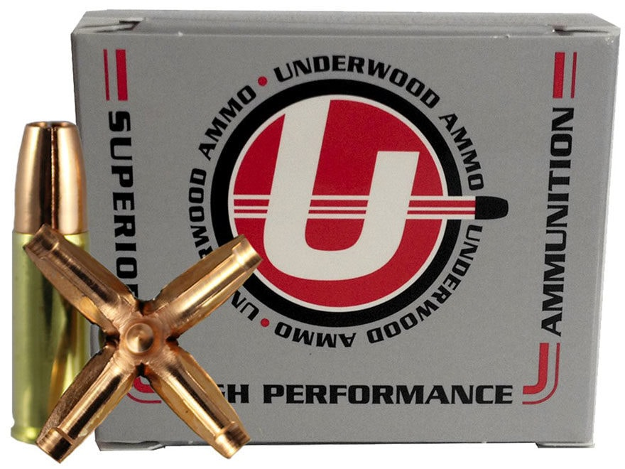 Underwood Ammunition 45 Colt (Long Colt) 220 Grain Lehigh Maximum Expansion Lead-Free B...