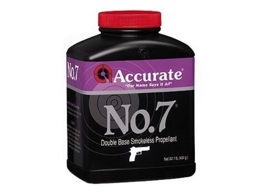 Accurate No. 7 Smokeless Powder