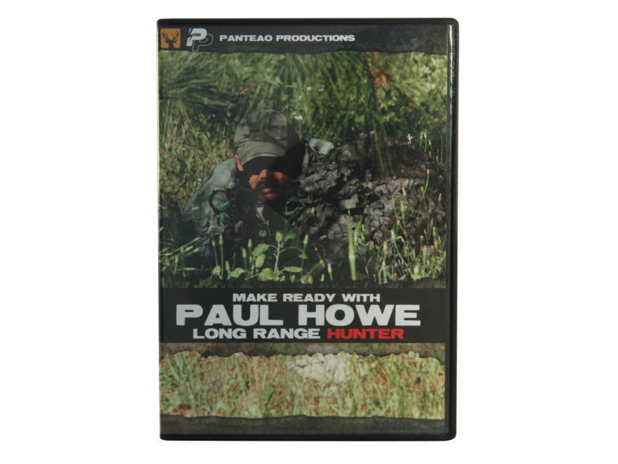 "Panteao ""Make Ready with Paul Howe: Long Range Hunter"" DVD"