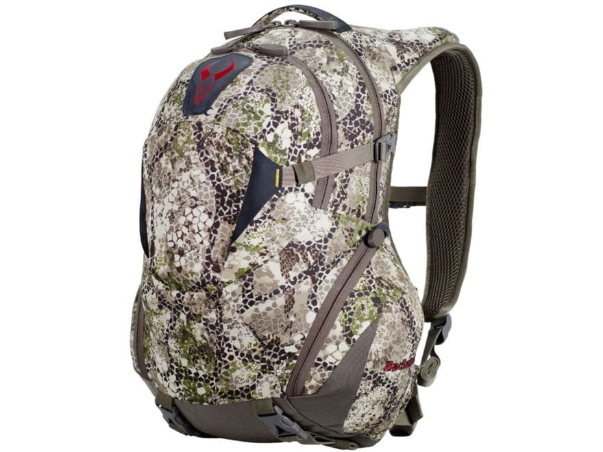 Badlands HDX Backpack Approach Camo