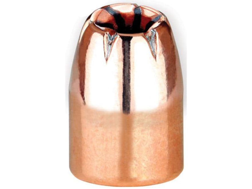 Berry's Superior Plated Bullets 45 Caliber (452 Dia) 200 Grain Bonded Copper Plated Hyb...