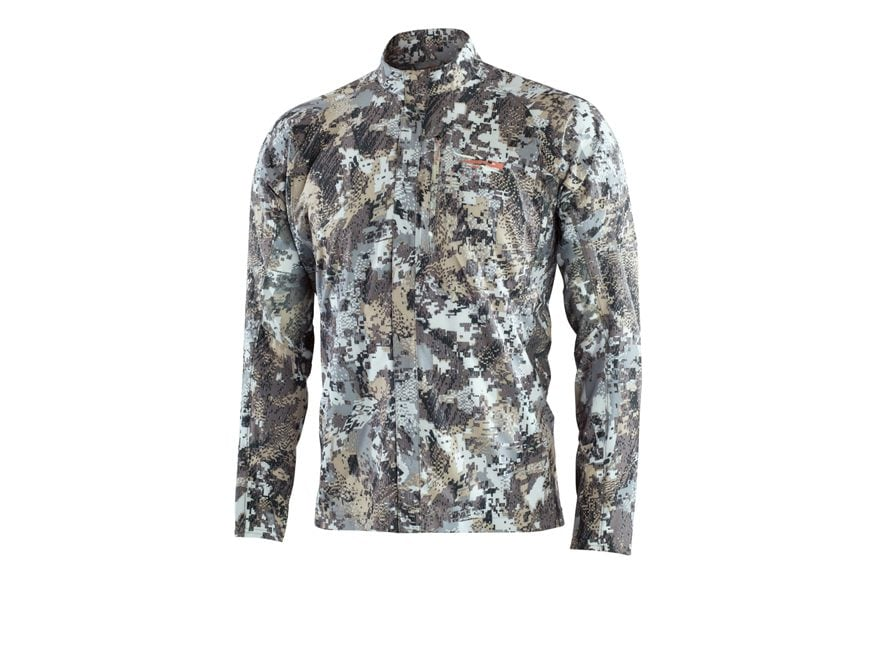 Sitka Gear Men's Early Season Whitetail (ESW) Button-Up Shirt Long Sleeve Polyester