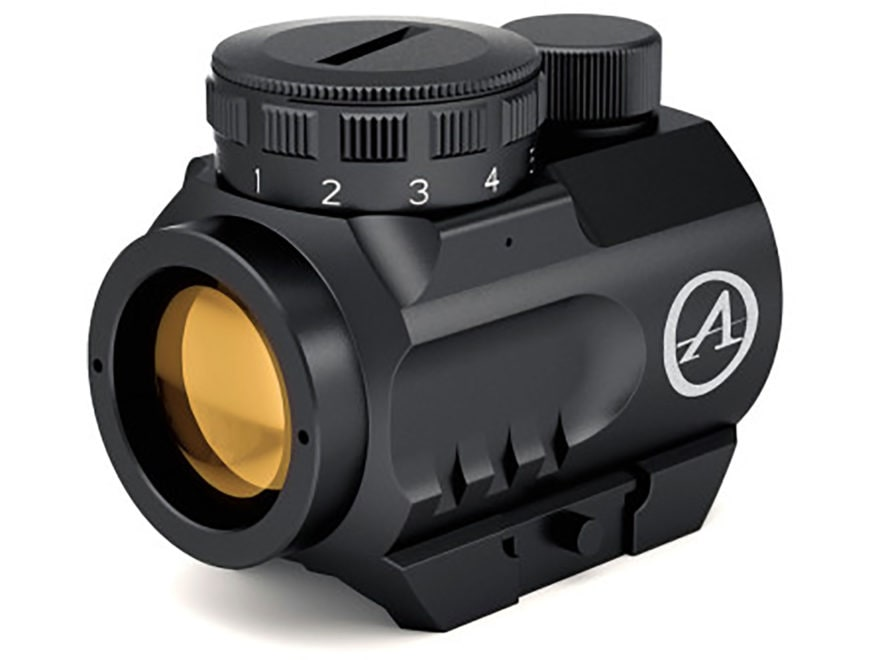 Athlon Optics Midas BTR RD11 Red Dot Sight 1x 21mm 3 MOA Dot with Picatinny-Style Mount...