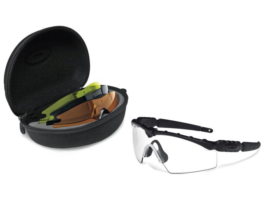 Oakley SI Ballistic M-Frame 2.0 Shooting Glasses