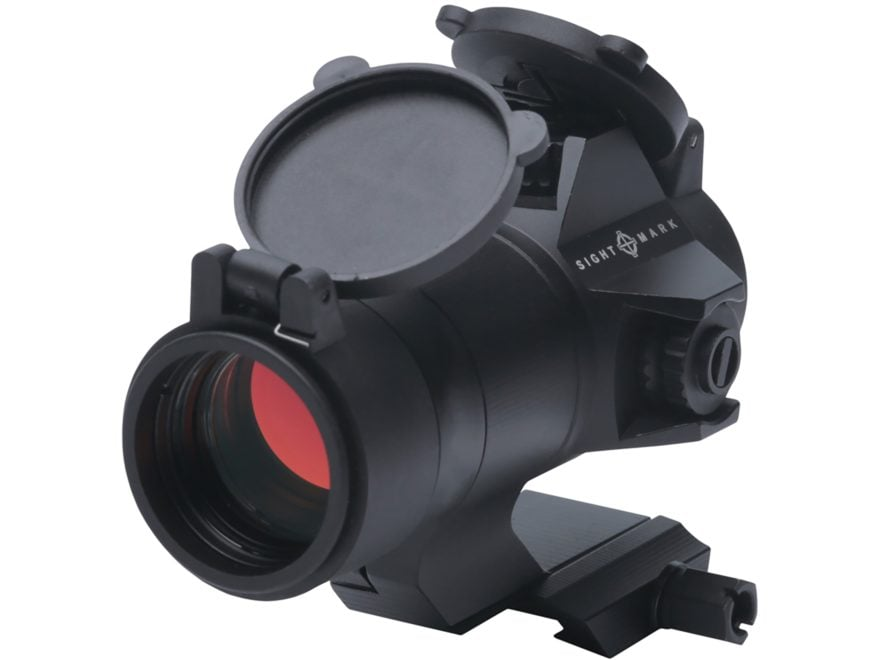Sightmark Element Red Dot Sight 1x 30mm 2 MOA Dot with Picatinny Mount Matte