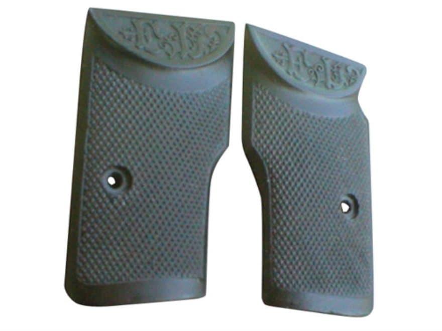Vintage Gun Grips Langenhan 3 25 ACP Polymer Black