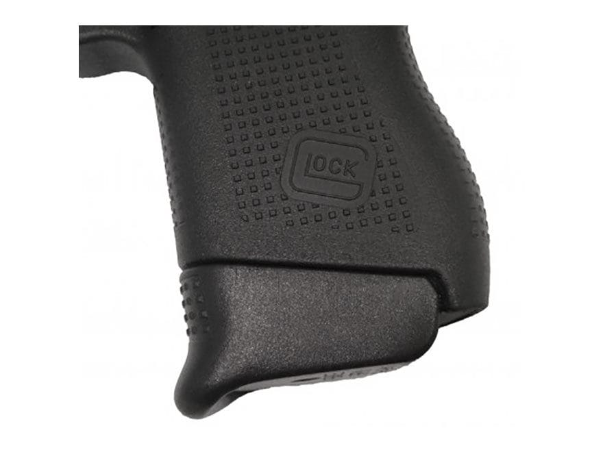Pearce Grip Magazine Base Pad Glock 42 Plus One Polymer Black