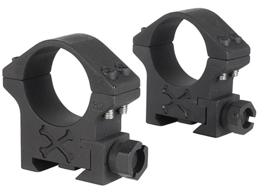 Talley Tactical Picatinny-Style Rings
