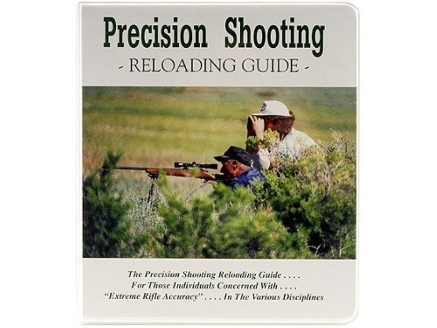 precision shooting reloading guide book edited by mpn spn665601 rh midwayusa com precision shooting reloading guide book edited by dave brennan precision shooting reloading guide