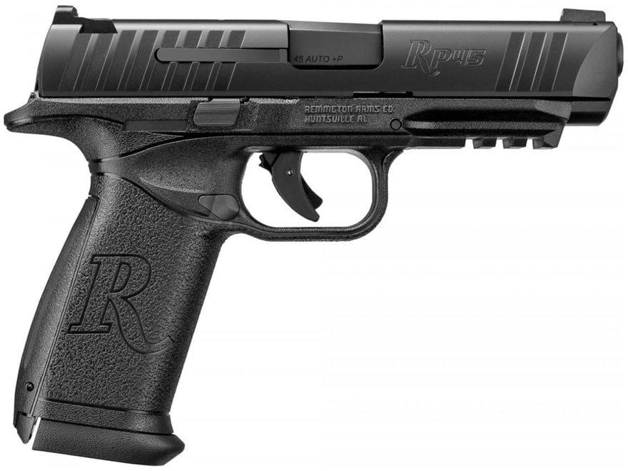 "Remington RP45 Pistol 45 ACP 4.5"" Polymer"