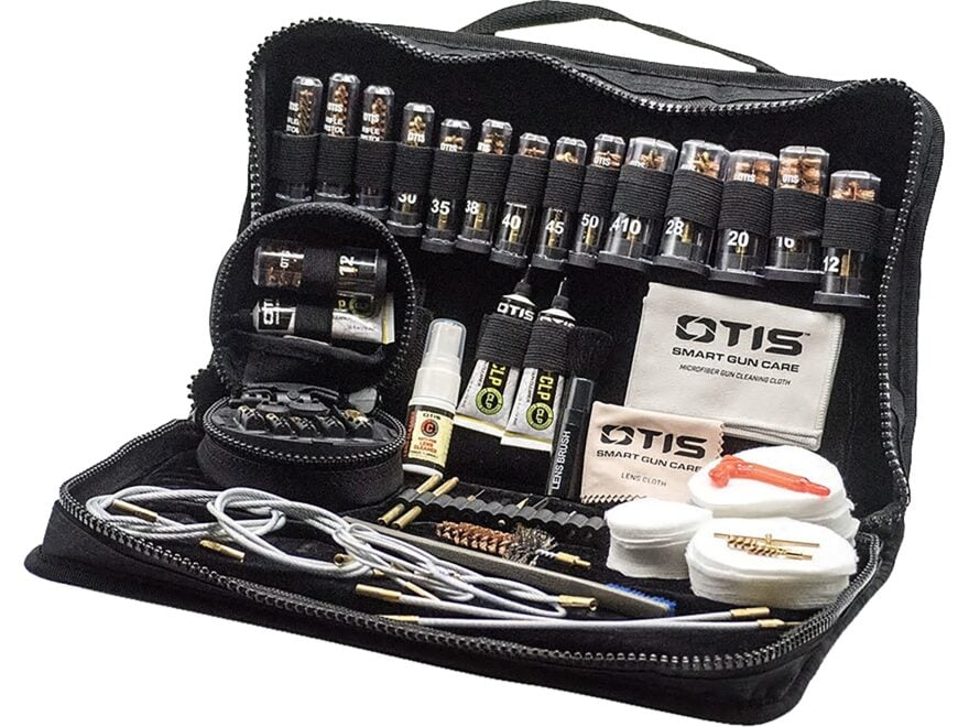 Otis Elite Rifle, Pistol, Shotgun and Optics Cleaning Kit