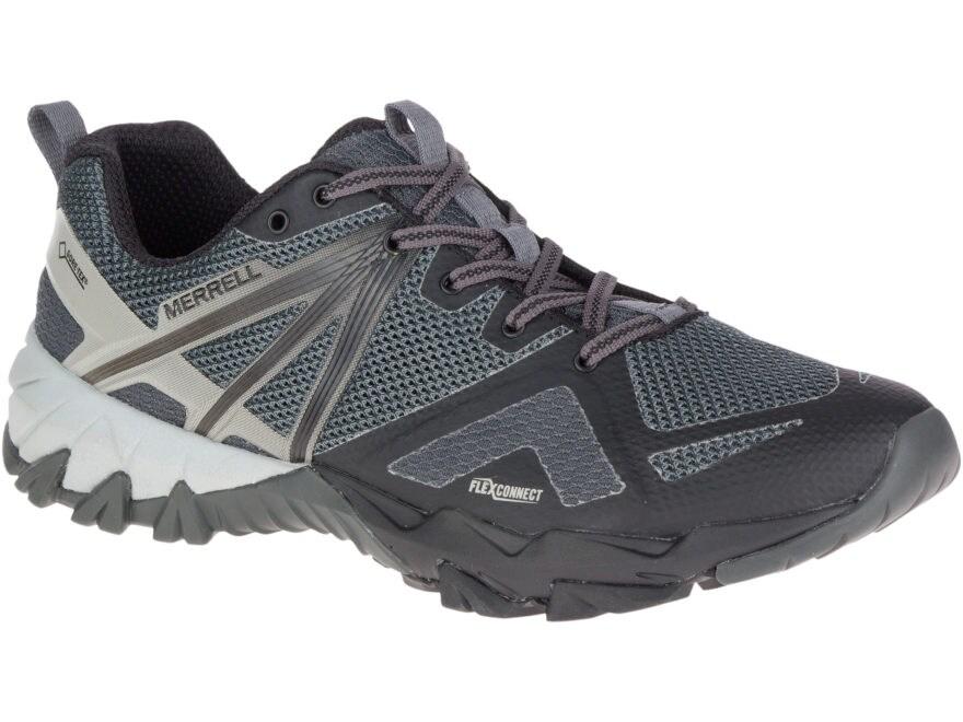 "Merrell MQM Flex Gore-Tex 4"" Waterproof Hiking Shoes Nylon Men's"