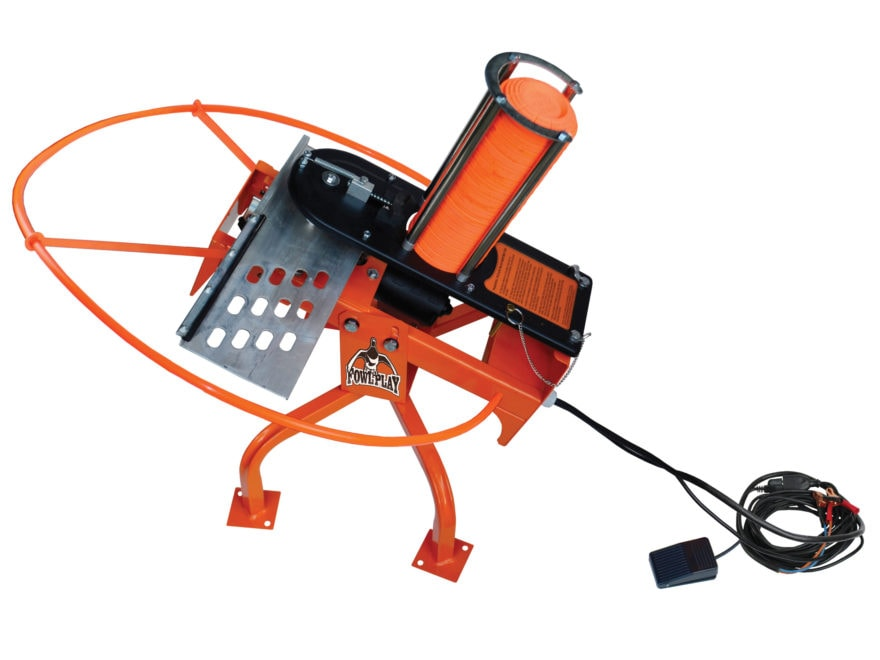 Do-All Fowl Play Automatic Electric Trap Clay Target Thrower