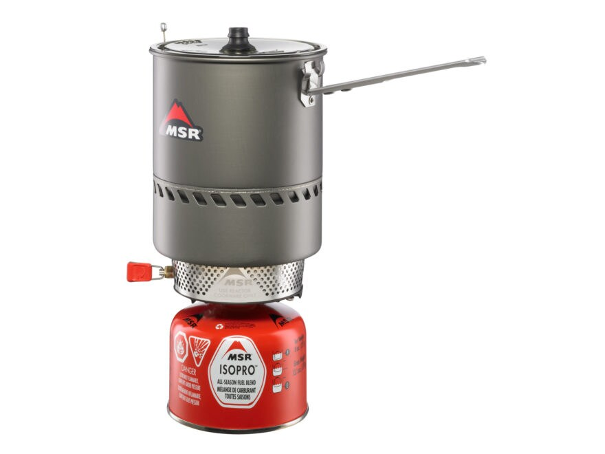MSR Reactor 1.7L Camp Stove Kit