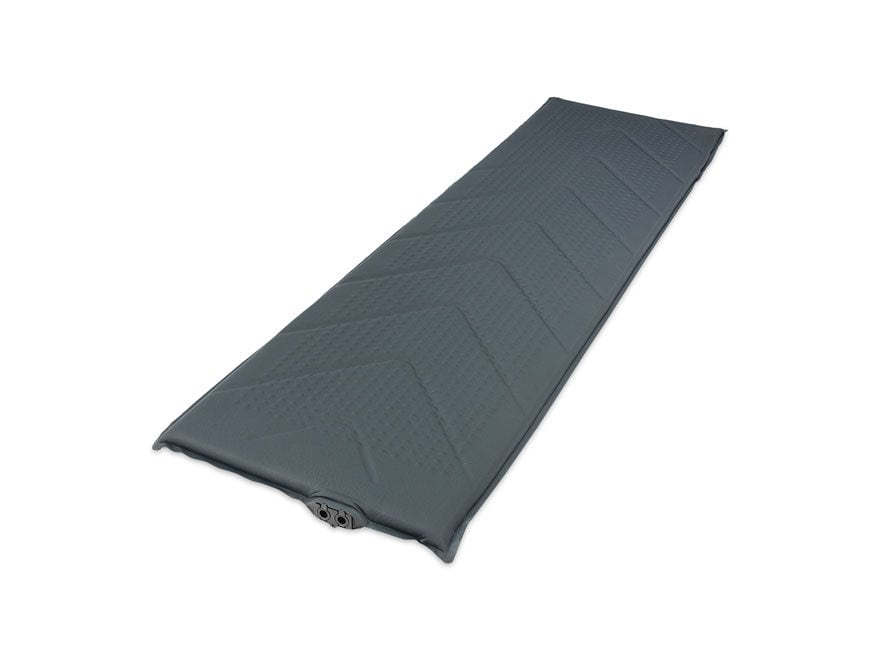 Klymit Static Self-Inflate V Sleeping Pad Polyester Gray