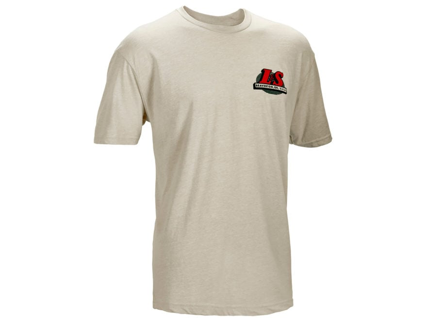 Leupold Men's Vintage L&S T-Shirt Short Sleeve Cotton/Poly