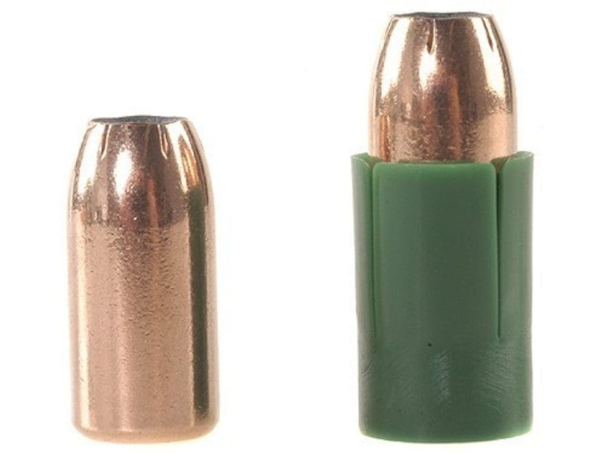 Swift A-Frame Bullets 50 Caliber Sabot with 44 Caliber 300 Grain Bonded Hollow Point Pa...