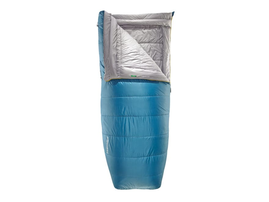 Therm-A-Rest Ventana Duo Sleeping Bag Large Polyester Equinox Blue
