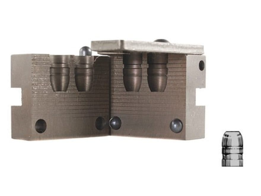 Saeco Bullet Mold #955 45 Caliber (452-454 Diameter) 255 Grain Flat Nose