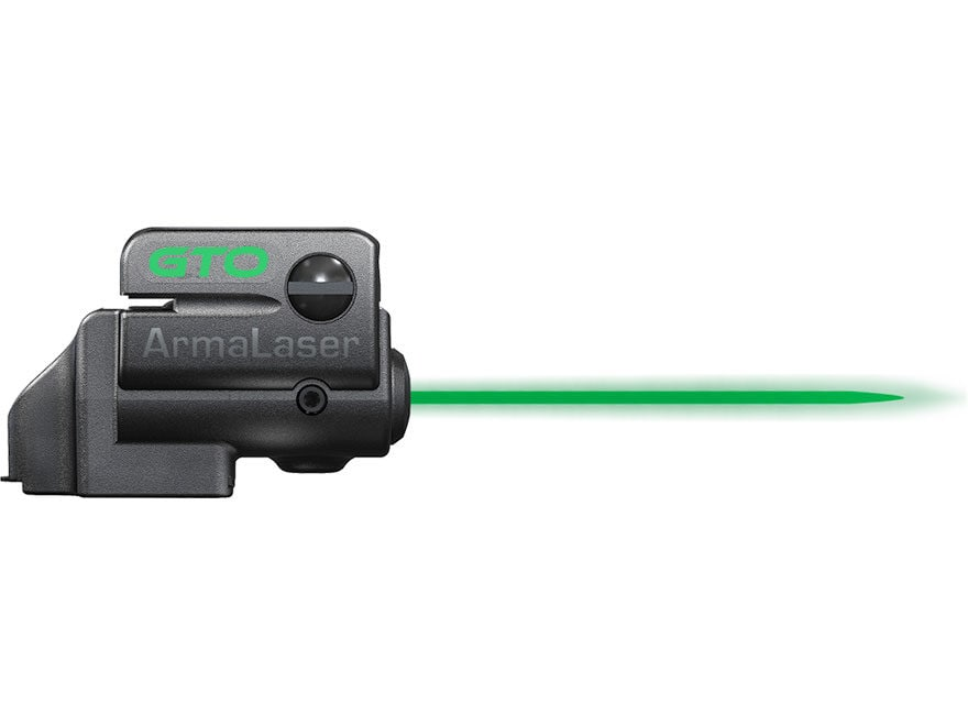 ArmaLaser Grip Touch Option Laser System Laser Sight Universal Mount Sub Compact Matte