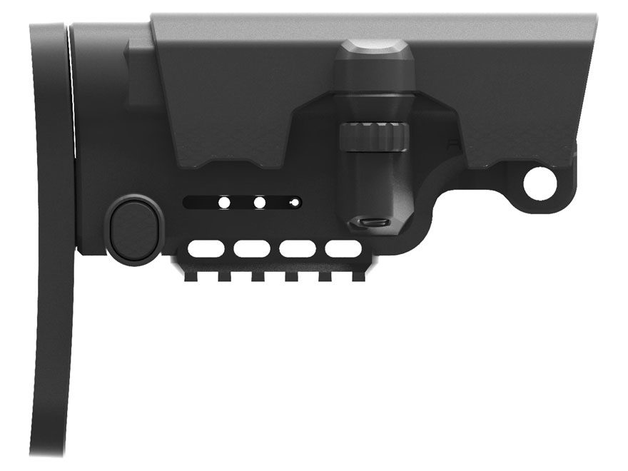 American Built Arms Collapsible Urban Sniper AR-15 Stock Polymer Black