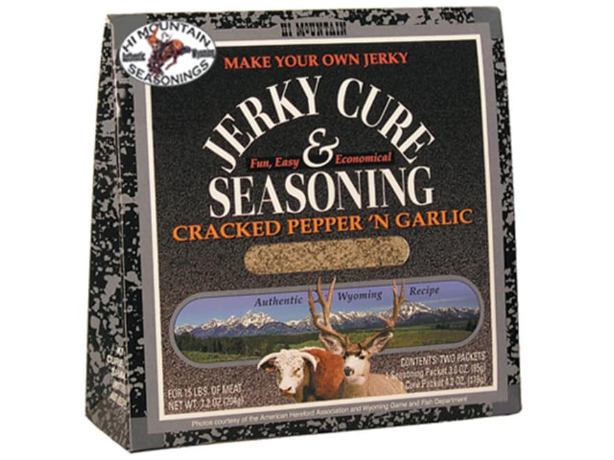 Hi Mountain Jerky Seasoning 7.2 oz