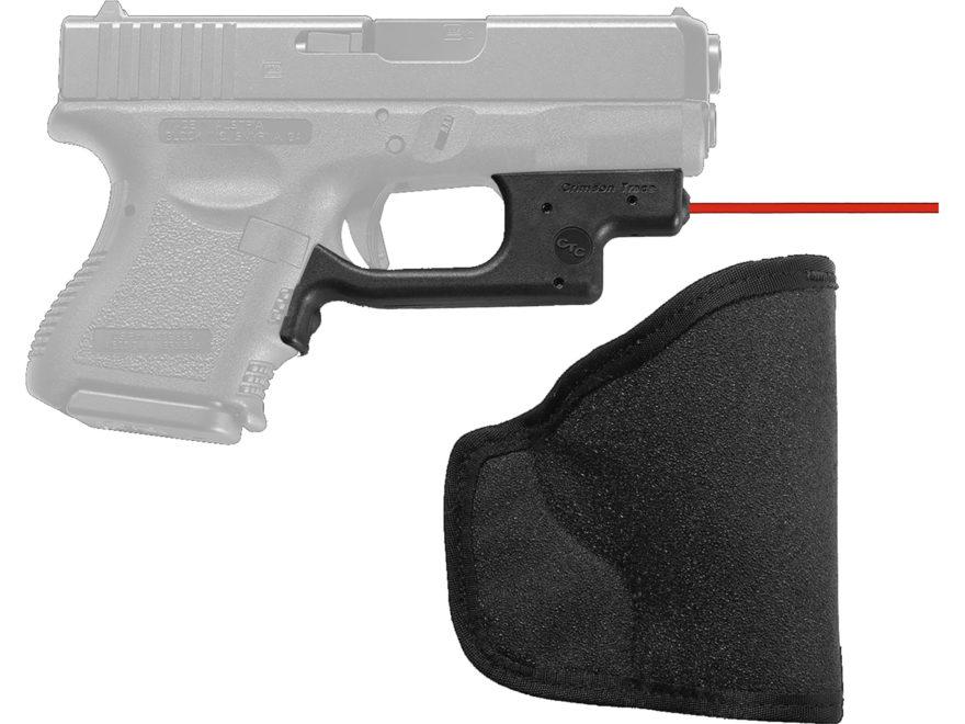 Crimson Trace Laserguard Glock Gen-3 19, 23, 25, 26, 27, 32, 33, 36, 38, 39 and Gen-4 1...