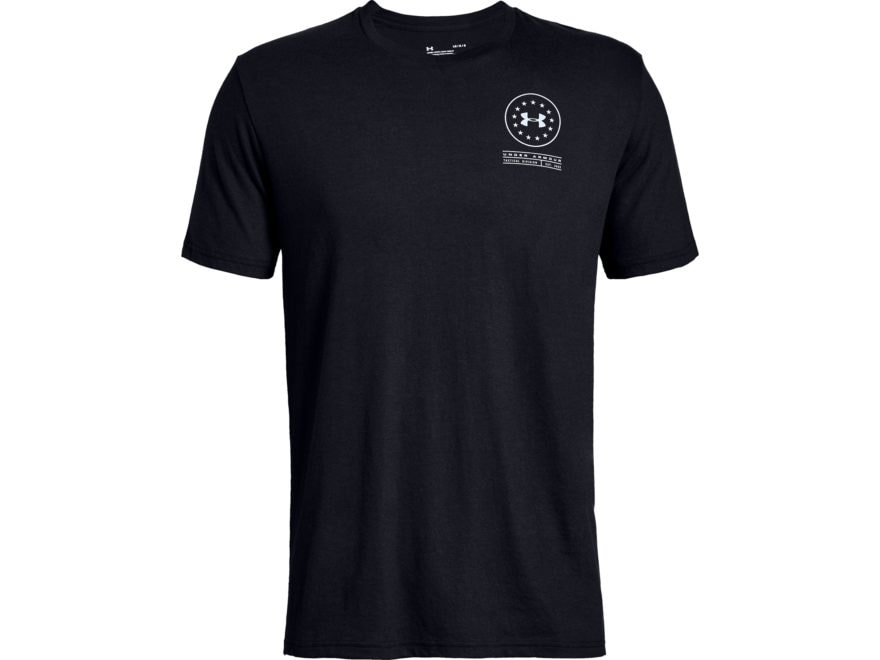Under Armour Men's Tac Division T-Shirt Short Sleeve Charged Cotton