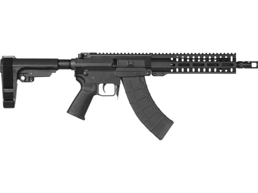 "CMMG Banshee 200 MK47 Pistol 7.62x39mm 10"" Barrel 30-Round Black"