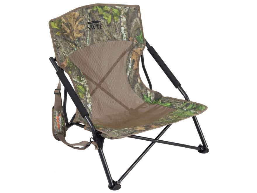 ALPS Outdoorz NWTF Vanish Turkey Chair MC Mossy Oak Obsession Camo