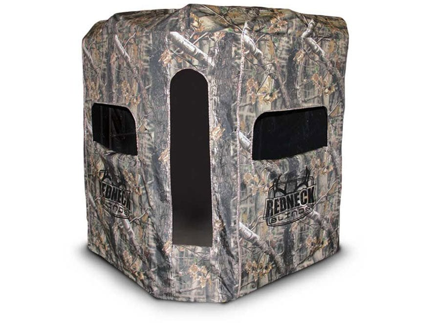 Redneck Blinds Soft Side Camo 360 6x6 Box Blind