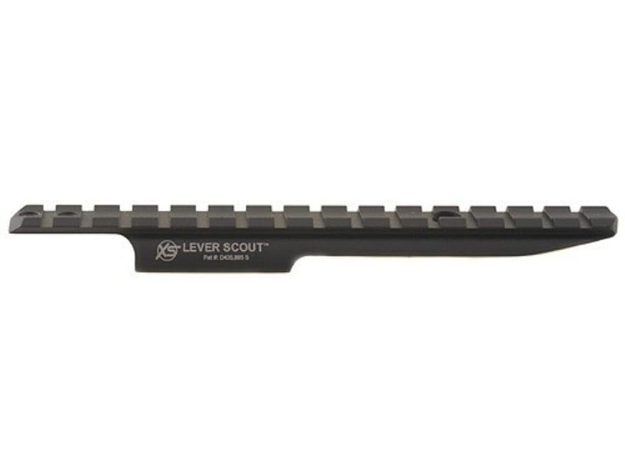 XS Lever Scout Scope Mount Picatinny-Style Marlin 1894 Matte