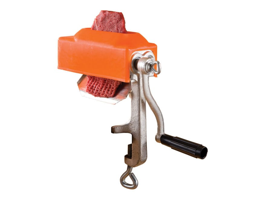 LEM Clamp On Meat Tenderizer Cast Iron