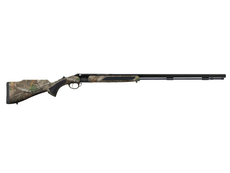 "Traditions Vortek StrikerFire LDR Muzzleloading Rifle 50 Caliber 30"" Barrel Synthetic S..."