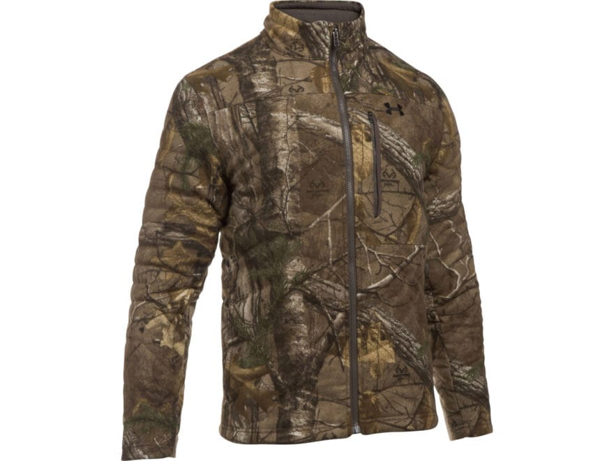 390946d51cde2 Under Armour Men's UA Stealth Extreme Wool Insulated Jacket Acrylic/Wool